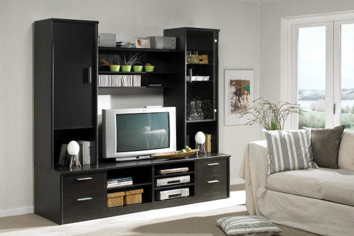 estanter a librer a sal n moderno outlet de muebles