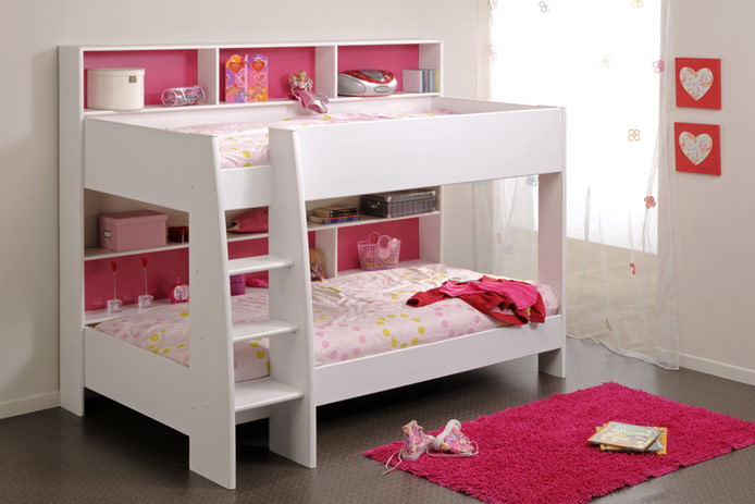 Bunk Bed Ideas for Small Rooms 694 x 463