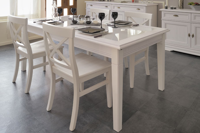 Silla comedor madera barata outlet de muebles for Mesas y sillas salon baratas