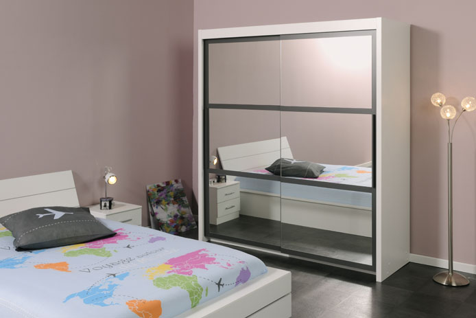 Armario zen xl oferta exclusiva outlet de muebles for Oferta puerta corredera