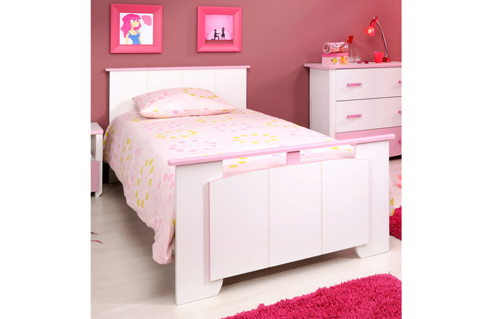 Cama baratas great cama para nios de delta children with for Camas infantiles baratas