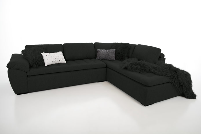 Sof con chaisselongue barato outlet de muebles for Sofas grandes baratos